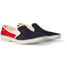 Rivieras - Cotton Slip-On Shoes