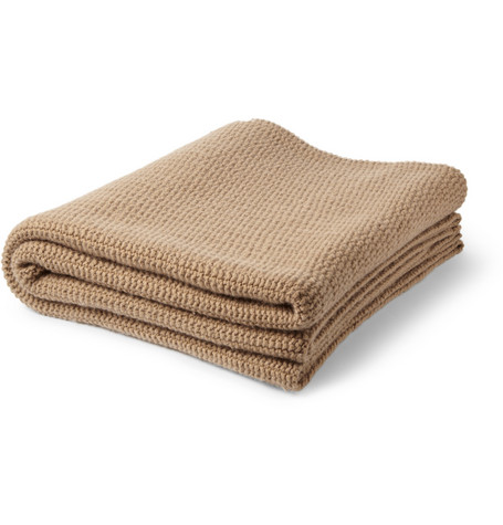 Armand Diradourian Carlyle Cashmere Blanket