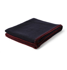Armand Diradourian Cashmere and Wool-Blend Blanket