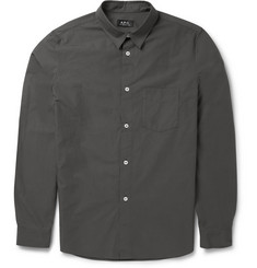 A.P.C. Slim-Fit Cotton Shirt