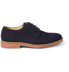 A.P.C. Suede Derby Shoes