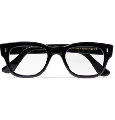Cutler and Gross Two-Tone Square-Frame Optical Glasses