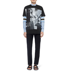 Givenchy Photographic-Print T-Shirt