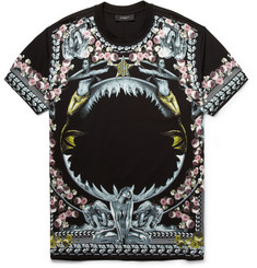 Givenchy Shark-Print T-Shirt