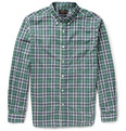 Beams Plus Plaid Cotton Shirt
