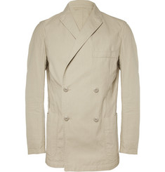 Beams Plus Unstructured Ripstop Cotton Blazer