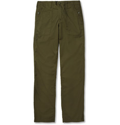 Beams Plus Regular-Fit Twill Trousers