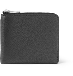 Marc by Marc Jacobs Half-Zip Leather Wallet