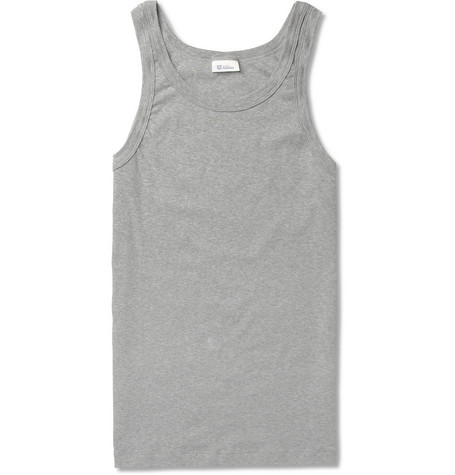 Slim-fit Stretch-cotton Jersey Tank Top Schiesser Free Shipping Geniue Stockist Outlet Cheapest Price Eastbay Online X2JBcORa0d
