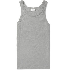 Schiesser - Slim-Fit Stretch-Cotton Jersey Tank Top