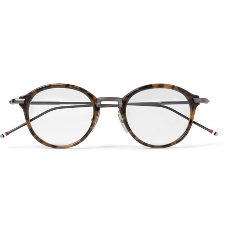 Thom Browne Round-Frame Optical Glasses