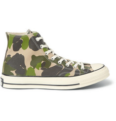 Converse 1970s Chuck Taylor Printed Canvas High Top Sneakers