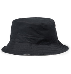 Lock & Co Hatters Reversible Water-Resistant Bucket Hat