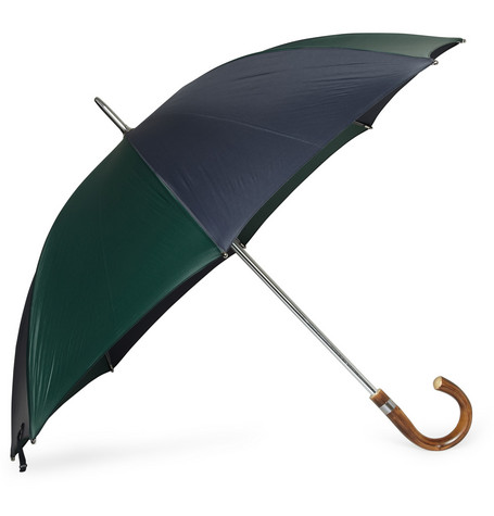 Swaine Adeney Brigg Wooden Handle Umbrella