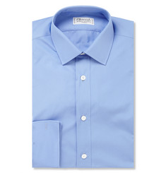Charvet - Blue Cotton Shirt