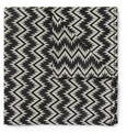 Marwood - Patterned Woven-Silk Pocket Square