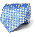 Charvet - Embroidered Silk Tie
