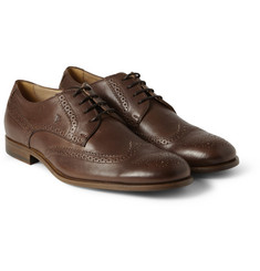 Tod's Full-Grain Leather Wingtip Brogues
