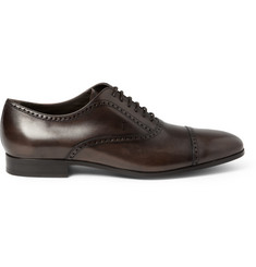 Tod's Leather Oxford Brogues