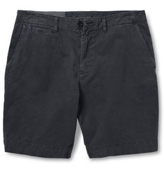 Billy Reid Wynn Cotton Shorts