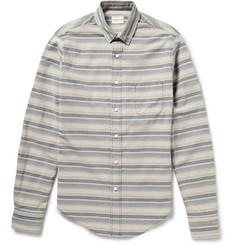 Simon Miller Striped Cotton Shirt