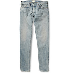 Simon Miller Straight-Leg Denim Jeans