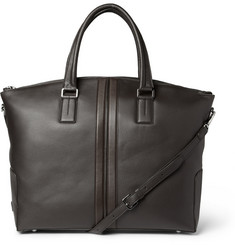 Tod's Full-Grain Leather Holdall Bag
