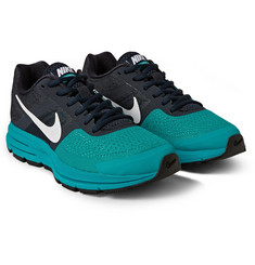 Nike Air Pegasus+ 30 Mesh and Rubber Sneakers