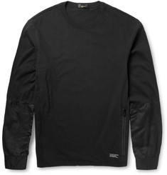 Undercover Long-Sleeved Cotton-Jersey T-shirt