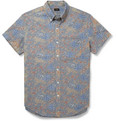 J.Crew - Printed Chambray Shirt