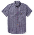 J.Crew - Printed Cotton Short-Sleeved Shirt