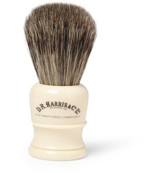D R Harris Badger Hair Shaving Brush