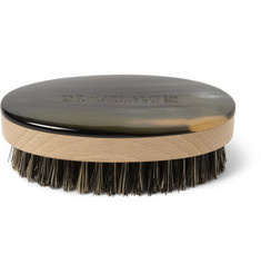 D R Harris - Abbeyhorn Boar-Bristle Hairbrush