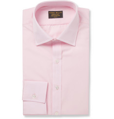 Emma Willis Pink Cotton Shirt