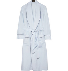 Emma Willis Linen Dressing Gown