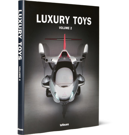 TeNeues Luxury Toys Volume 2 By Joshua M. Bernstein Hardcover Book