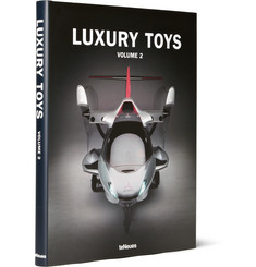 TeNeues Luxury Toys Volume 2 By Joshua M. Bernstein