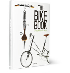 TeNeues The Bike Book Lifestyle Hardcover Book