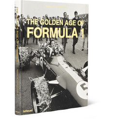 TeNeues The Golden Age Of Formula 1 By Rainer W. Schlegelmilch