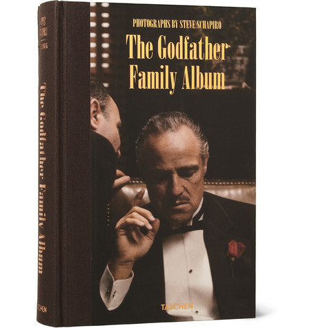 Taschen The Godfather Family Album By Paul Duncan And Steve Shapiro Hardcover Book