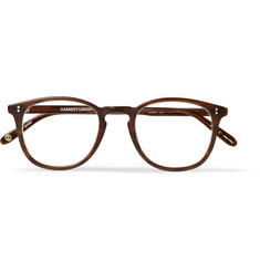 Garrett Leight California Optical Kinney D-Frame Acetate Optical Glasses