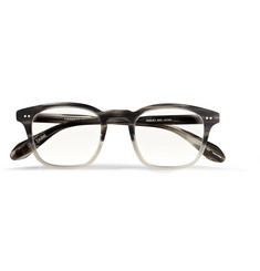 Garrett Leight California Optical Dudley Dégradé Acetate Glasses