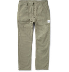 Neighborhood Regular-Fit Cotton Trousers