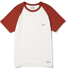 Neighborhood Two-Tone Raglan-Sleeve T-Shirt