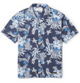 Neighborhood - Printed Short-Sleeved Cotton Shirt