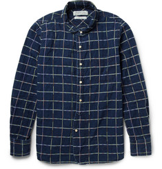 Remi Relief Check Denim Shirt