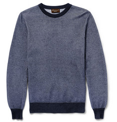 Doriani Silk and Cashmere-Blend Sweater