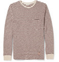NN.07 - Ned Striped Slub Cotton-Jersey T-Shirt