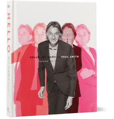 Rizzoli Hello, My Name Is Paul Smith By Paul Smith Hardcover Book