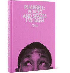Rizzoli Pharrell: Places And Spaces I've Been By Pharrell Williams